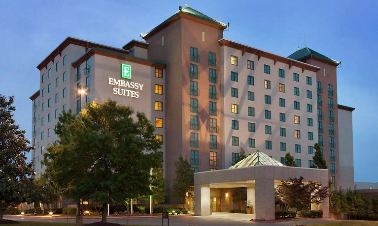 Embassy Suites Little Rock Ar